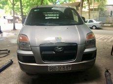 Cần bán xe Hyundai Starex đời 2004, màu bạc, nhập khẩu chính chủ