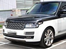 Cần bán lại xe Land Rover Range Rover SV Autobiographic sản xuất năm 2016, hai màu, nhập khẩu nguyên chiếc