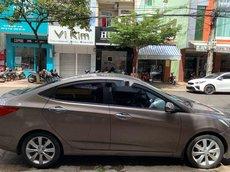 Bán Hyundai Accent năm sản xuất 2010, màu xám, nhập khẩu
