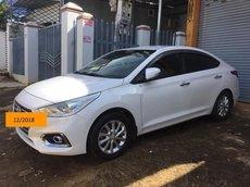 Bán ô tô Hyundai Accent sản xuất 2018, màu trắng giá cạnh tranh
