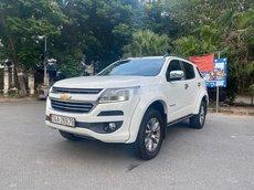 Cần bán xe Chevrolet Trailblazer năm sản xuất 2019, màu trắng, nhập khẩu nguyên chiếc số tự động, 755tr