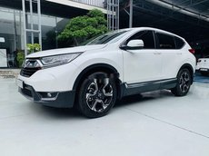 Cần bán lại xe Honda CR-V 1.5G đời 2019, màu trắng, xe nhập số tự động, giá chỉ 930 triệu