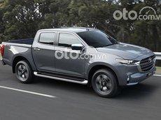 Cần bán Mazda BT 50 3.2L Premium AT đời 2021, màu xám, 749tr