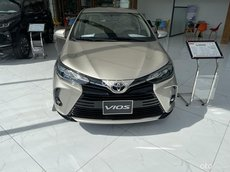 Bán xe Toyota Vios năm 2021, giảm tiền mặt trực tiếp vào giá xe từ 25tr-35tr, tặng phụ kiện chính hãng, giao xe ngay