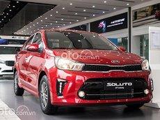 Kia Soluto 2021 nhận ngay xe chỉ với 74tr, hỗ trợ trả góp lên tới 85%, thủ tục nhanh gọn