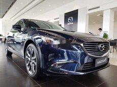 Bán Mazda 6 2020, màu xanh lam