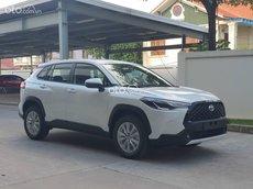 [ Toyota Bắc Giang] Toyota Corolla Cross 2021 ưu đãi cực hấp dẫn, lấy xe ngay, hỗ trợ tư vấn 24/7