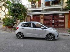 Cần bán Hyundai i10 sản xuất năm 2014, màu bạc, xe nhập, giá tốt