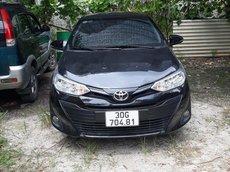 Cần bán Toyota Vios đăng ký tháng 12 năm 2020 chính chủ. Màu đen, nội thất màu đen