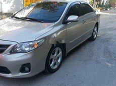 Cần bán lại xe Toyota Corolla Altis năm 2012, màu xám