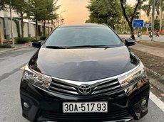 Xe Toyota Corolla Altis sản xuất năm 2014, màu đen