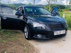 Cần bán lại xe Daewoo Lacetti 2009, màu đen