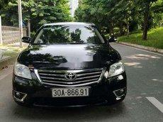 Cần bán gấp Toyota Camry 2011, màu đen