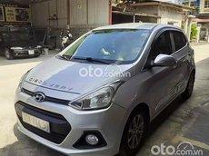 Cần bán lại xe Hyundai i10 1.0 MT sản xuất năm 2014, màu bạc, xe nhập, giá 215tr