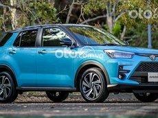 Toyota Raize model 2022 chuẩn bị ra mắt, nhập khẩu nguyên chiếc, nhận cọc ngay hôm nay để nhận ưu đãi