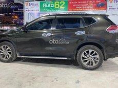 Bán Nissan X trail sản xuất 2016, màu nâu giá cạnh tranh