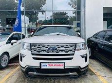 (Ford HCM) Cực hiếm - Ford Explorer 2018 Odo 37,000km