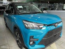 [Hồ Chí Minh] bán Toyota Raize năm sản xuất 2021, nhận đặt cọc trong tháng cùng nhiều ưu đãi
