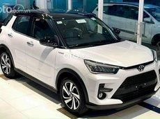 Toyota Raize nhập khẩu nguyên chiếc, nhận xe ngay trong tháng 11, hỗ trợ trả góp 80%, đủ màu giá tốt nhất Hải Phòng