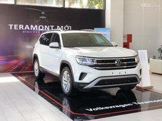 Bán xe Volkswagen Teramont 2.0 AT đời 2021, nhập khẩu, tặng 1 năm bảo hiểm vật chất, sẵn xe giao ngay