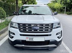 Cần bán Ford Explorer năm 2017 - Cam kết không ngập nước, đâm đụng - Bao test hãng