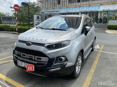 Xe Ford Ecosport Titanium 2016 Bạc