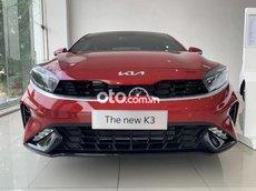 Bán xe Kia K3 1.6 Luxury năm sản xuất 2021, màu đỏ, giá tốt