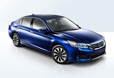 Xe Honda Accord mới