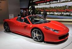 Khám phá những điều thú vị về xe ô tô Ferrari