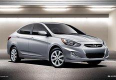 Xe ô tô Hyundai Accent mới