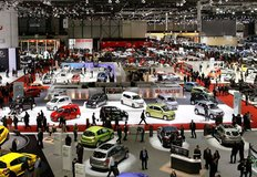 Xe mới tại triển lãm ô tô Paris Motor Show 2016