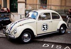 Sự kiện xe Volkswagen Beetle