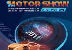 Sự kiện Triển lãm Ô tô Việt Nam 2016 - Vietnam Motor Show 2016