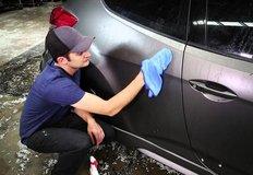 Kinh nghiệm chăm sóc sơn ô tô