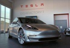 Khám phá những điều thú vị về xe Tesla Model 3