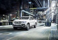 Sự kiện dòng xe bán tải Mercedes-Benz X-Class
