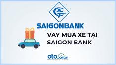Lãi suất vay mua xe ô tô tại ngân hàng SaigonBank