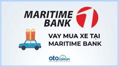 Vay mua ô tô trả góp tại Maritime Bank