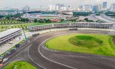 Chặng đua xe công thức 1 tại Hà Nội chính thức bị huỷ