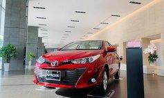 Phân khúc xe hạng B tháng 9/2020: Toyota Vios giữ thế thượng phong