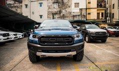 Ford Ranger Raptor 2021 âm thầm tăng giá bán