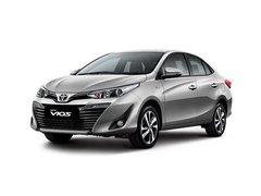 Doanh số bán hàng xe Toyota Vios tháng 3/2021