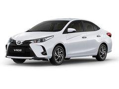 Doanh số bán hàng xe Toyota Vios tháng 8/2021