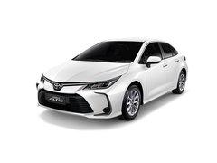 Toyota Corolla Altis thế hệ mới bao giờ về Việt Nam?