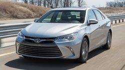 Đánh giá xe Toyota Camry 2015