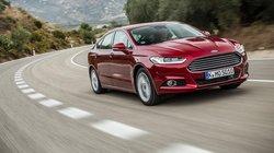 Đánh giá xe Ford Mondeo 2015 về thiết kế ngoại thất và công nghệ