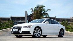 Đánh giá xe Audi A7 Sportback 2015