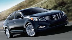 Đánh giá xe Hyundai Azera 2014 về nội thất, công nghệ