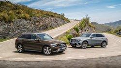 Đánh giá xe Mercedes-Benz GLC-Class 2016 kèm giá bán, thông số kỹ thuật