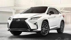 Đánh giá xe Lexus RX 2016